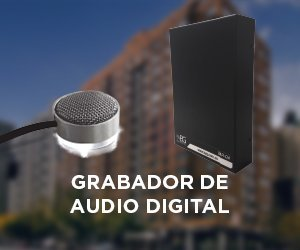 Grabador de Audio Digital